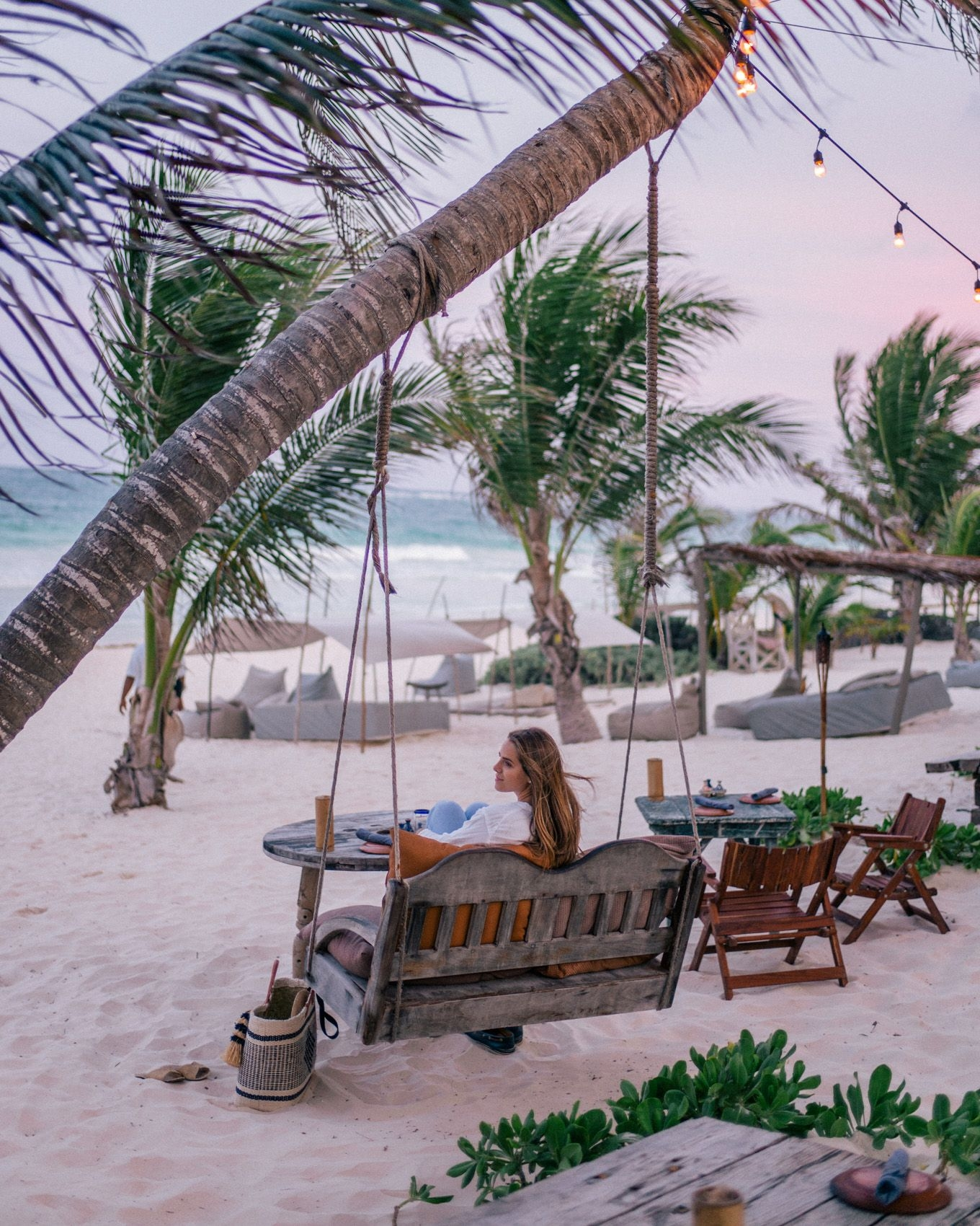Join me in Tulum - A dream retreat designed to help you reveal and dismantle limiting beliefs, filter out the next 5 steps in your business that will bring you massive success and boldly move forward in everything you do.Let's go ➝