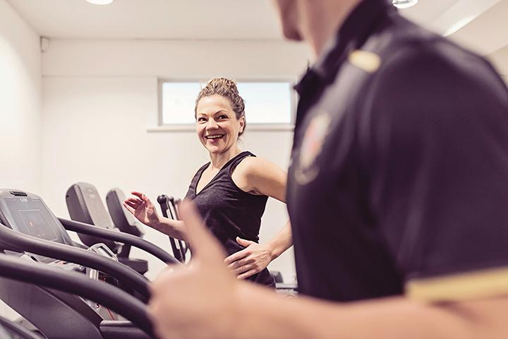 Cardio Training -