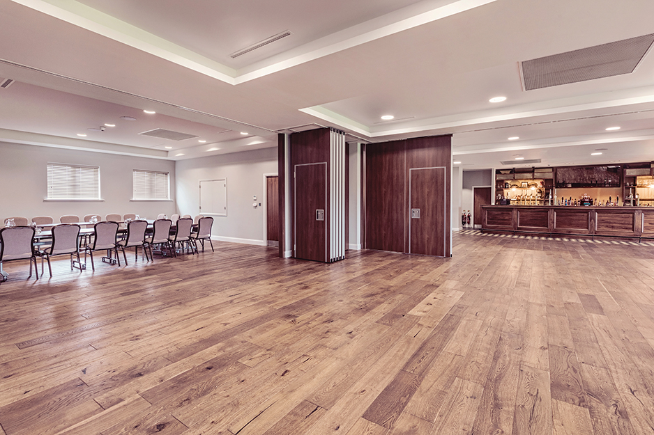 The Kentdale Suite - The soundproof dividing walls in our Kentdale Suite make it perfect for groups of all sizes - from music to movement. The Kentdale Suite can be hired in sections or as a whole, with access to catering and bar as required.