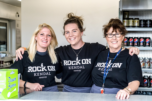 The place to bring people together. - Our award-winning venue with state-of-the-art event space, gym, health club and Lounge is Cumbria's most exciting new venue. From stadium rock to sports festivals, it's all happening here!