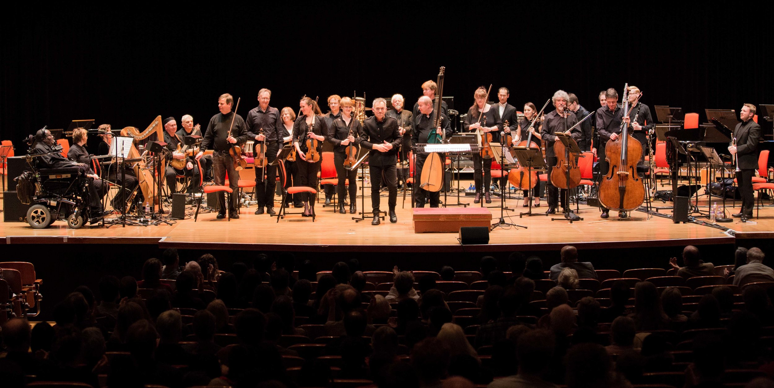 City of Birmingham Symphony Orchestra in collaboration with The British Paraorchestra