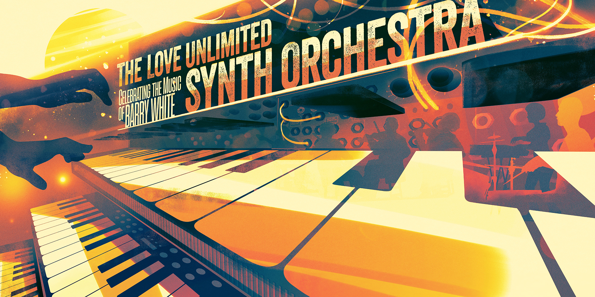 The Love Unlimited Synth Orchestra