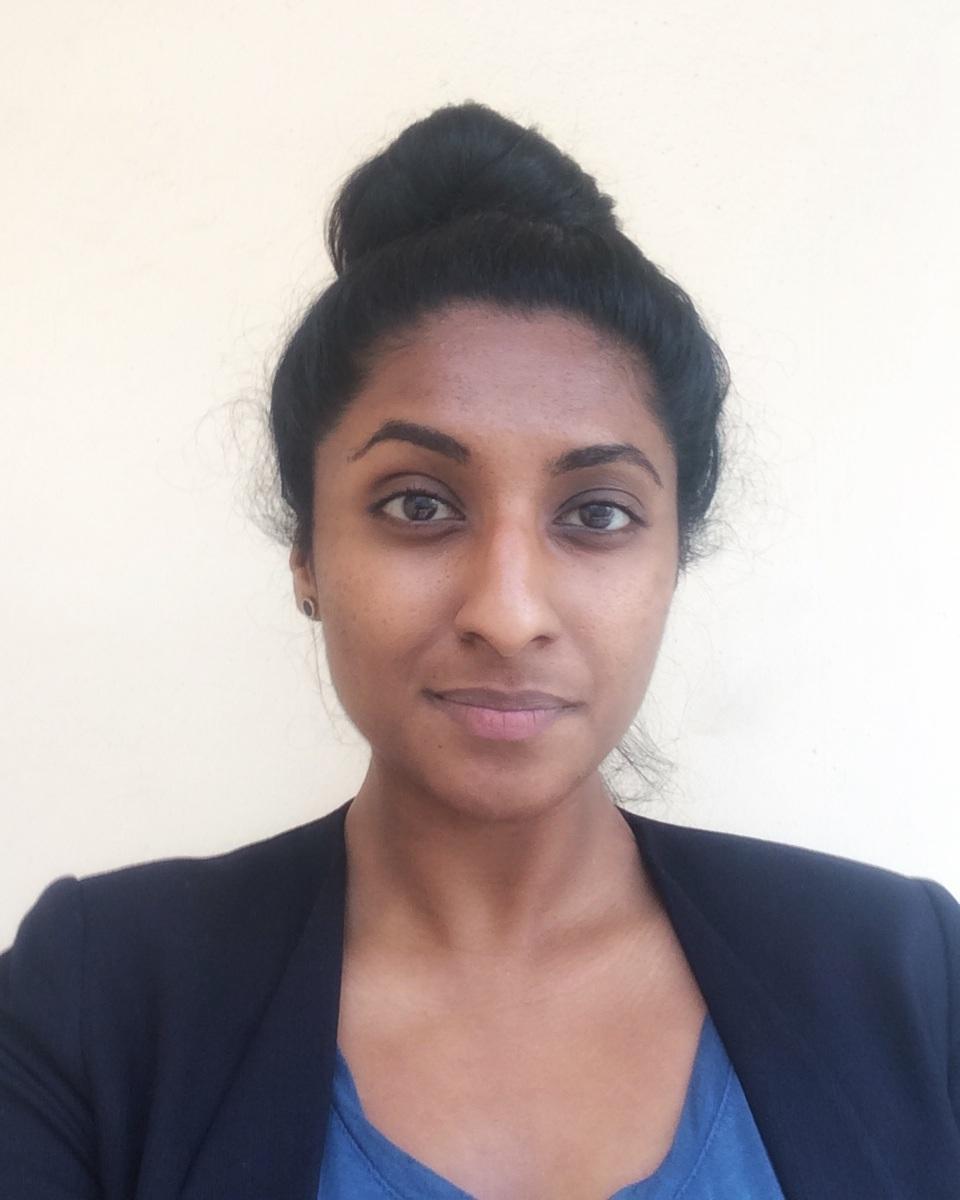 Nivethiga Arulthas - Redaksjonens nyeste medlem