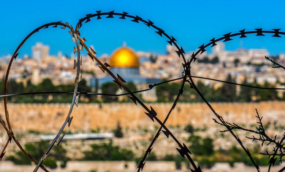 Klippemoskéen i Jerusalem. Foto: Pixabay