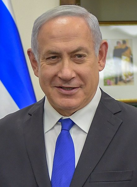 Sittende statsminister Benjamin Netanyahu. Foto: Public domain / WikiMedia Commons