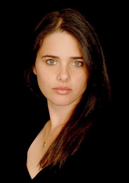 Ayelet Shaked fra Yamina. Foto: WikiMedia Commons / lisens https://creativecommons.org/licenses/by-sa/2.0/deed.en