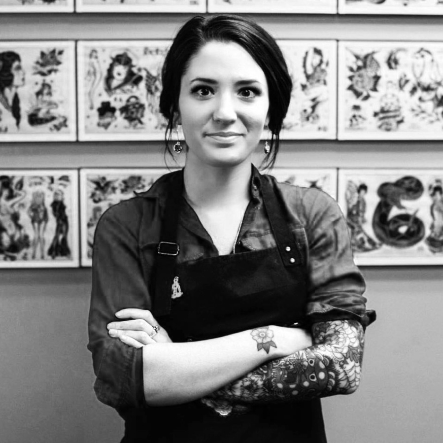 Kate Rose Tattoos - @rosesrequired