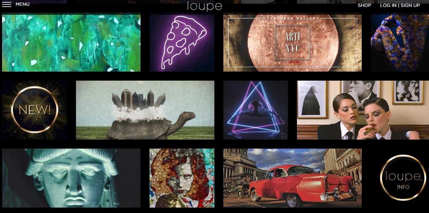Loupe+Art+Stream+Player.jpg