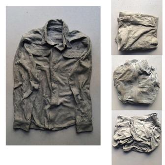 Mario Loprete, Untitled, concrete sculpture