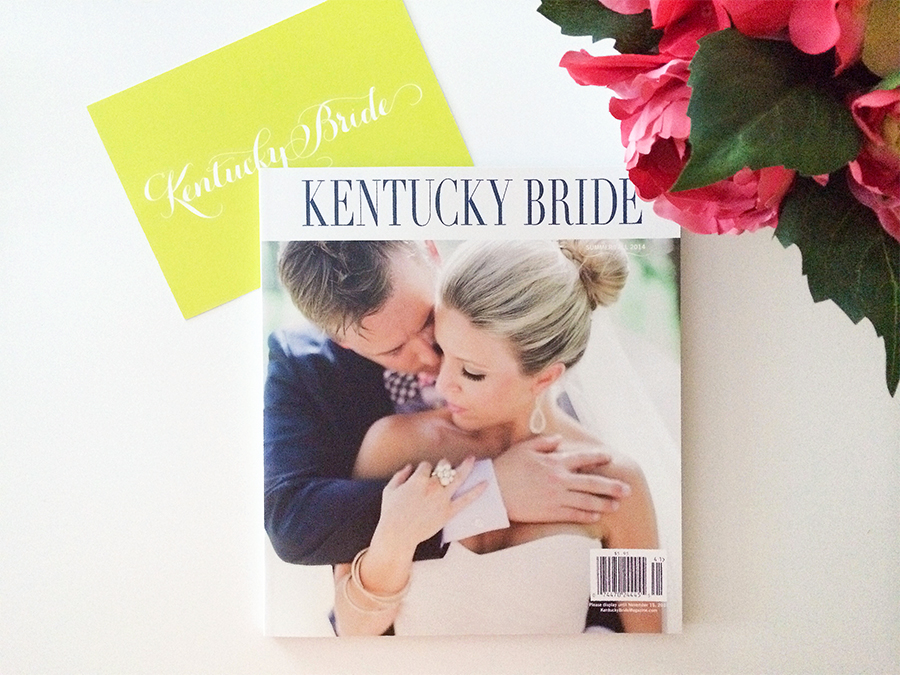 Classic Southern Kentucky Bride Feature