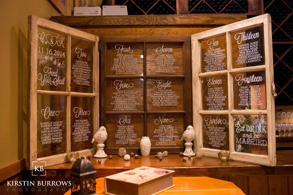 Rustic Winery Wedding Inspiration