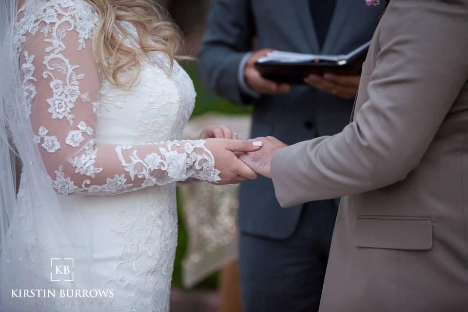 Rustic Chic Winery Wedding Inspiration
