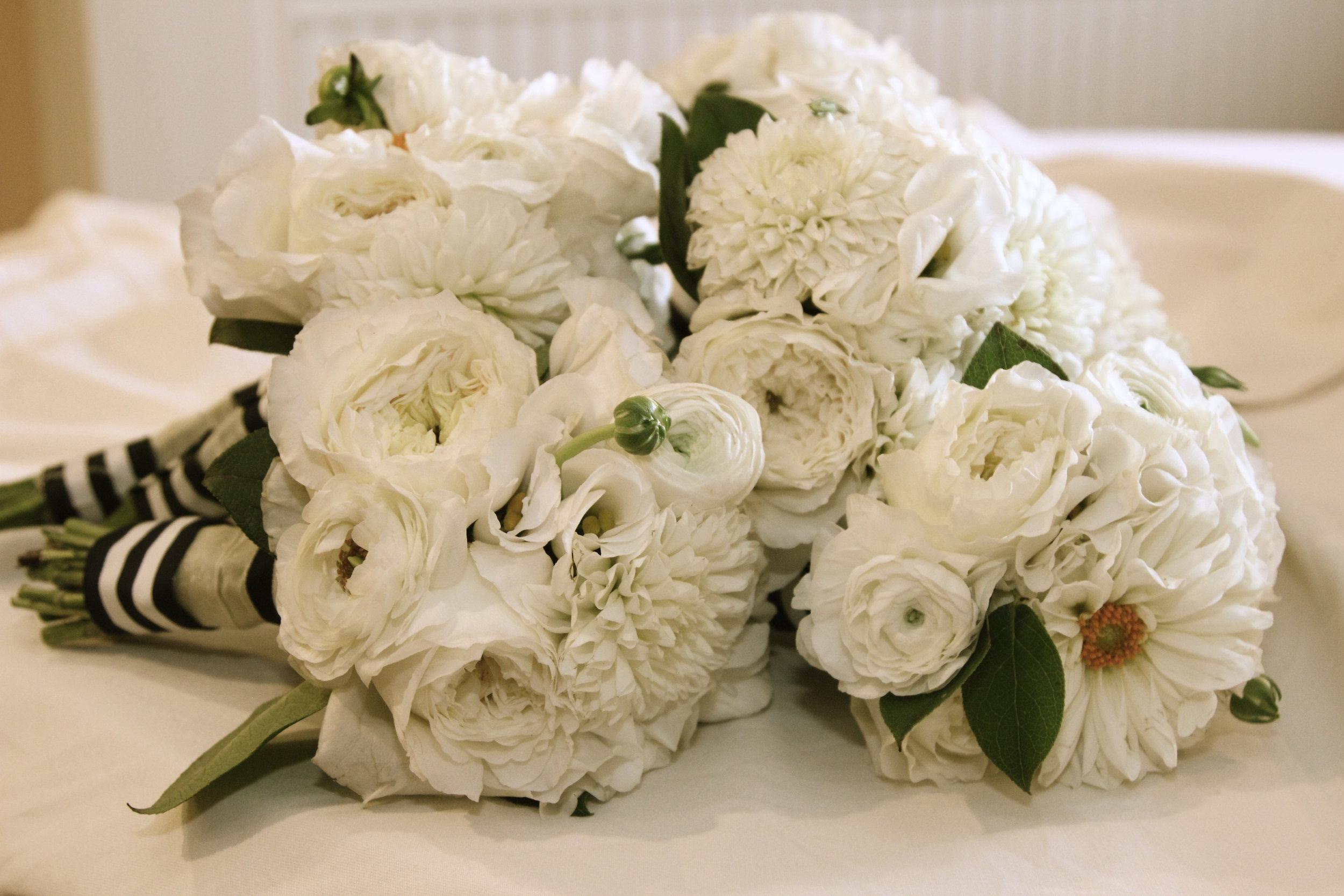 Romantic Nautical Wedding Inspiration