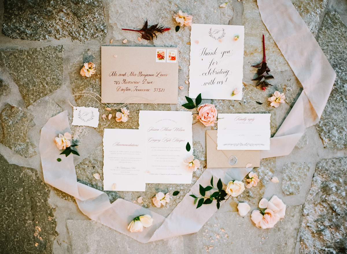 Things Your Wedding Stationers Do You Probably Never Knew