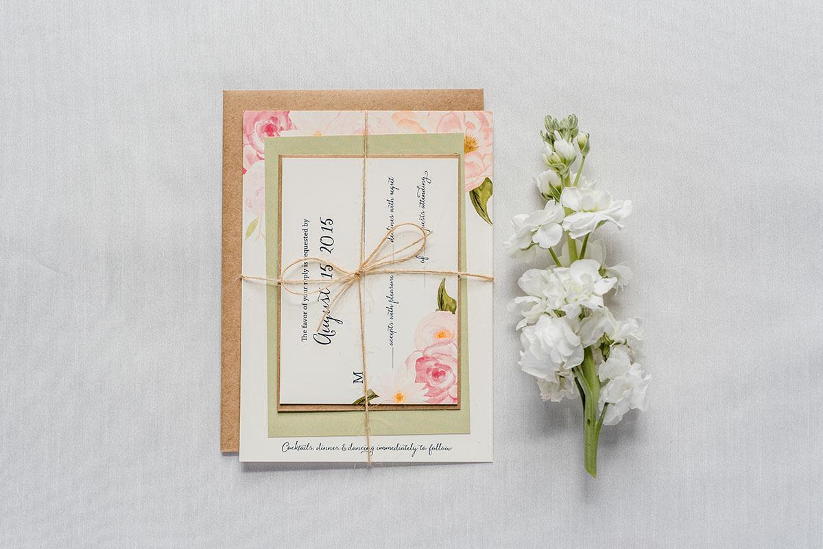 Personalized Wedding Invitation Ideas