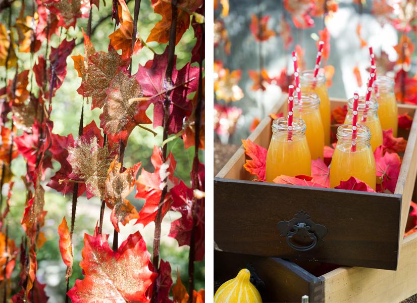 Rustic Glam Fall Wedding Inspiration