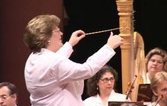 Frances Roberts, conductor – Long Island Masterworks Chorus