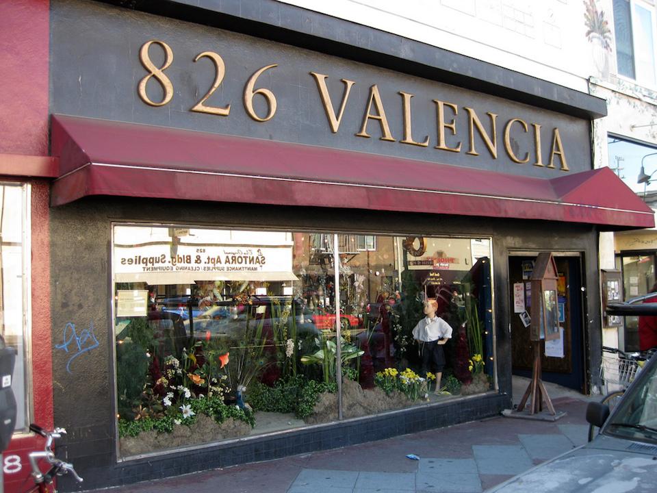 826 Valencia, San Francisco, CA, USA