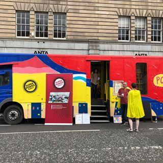 Super Power Agency, Edinburgh, Scotland