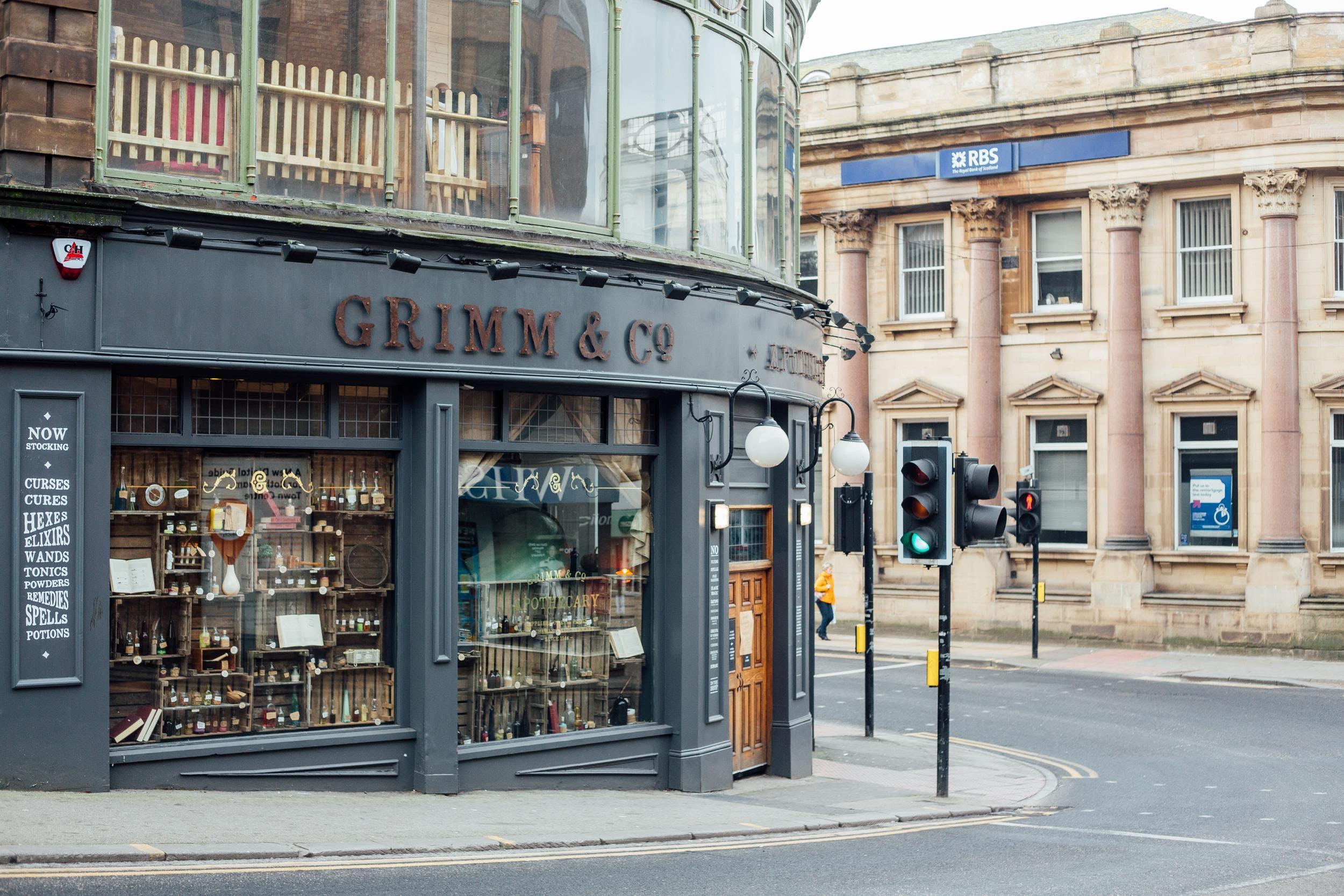 Grimm & Co, Rotherham, United Kingdom