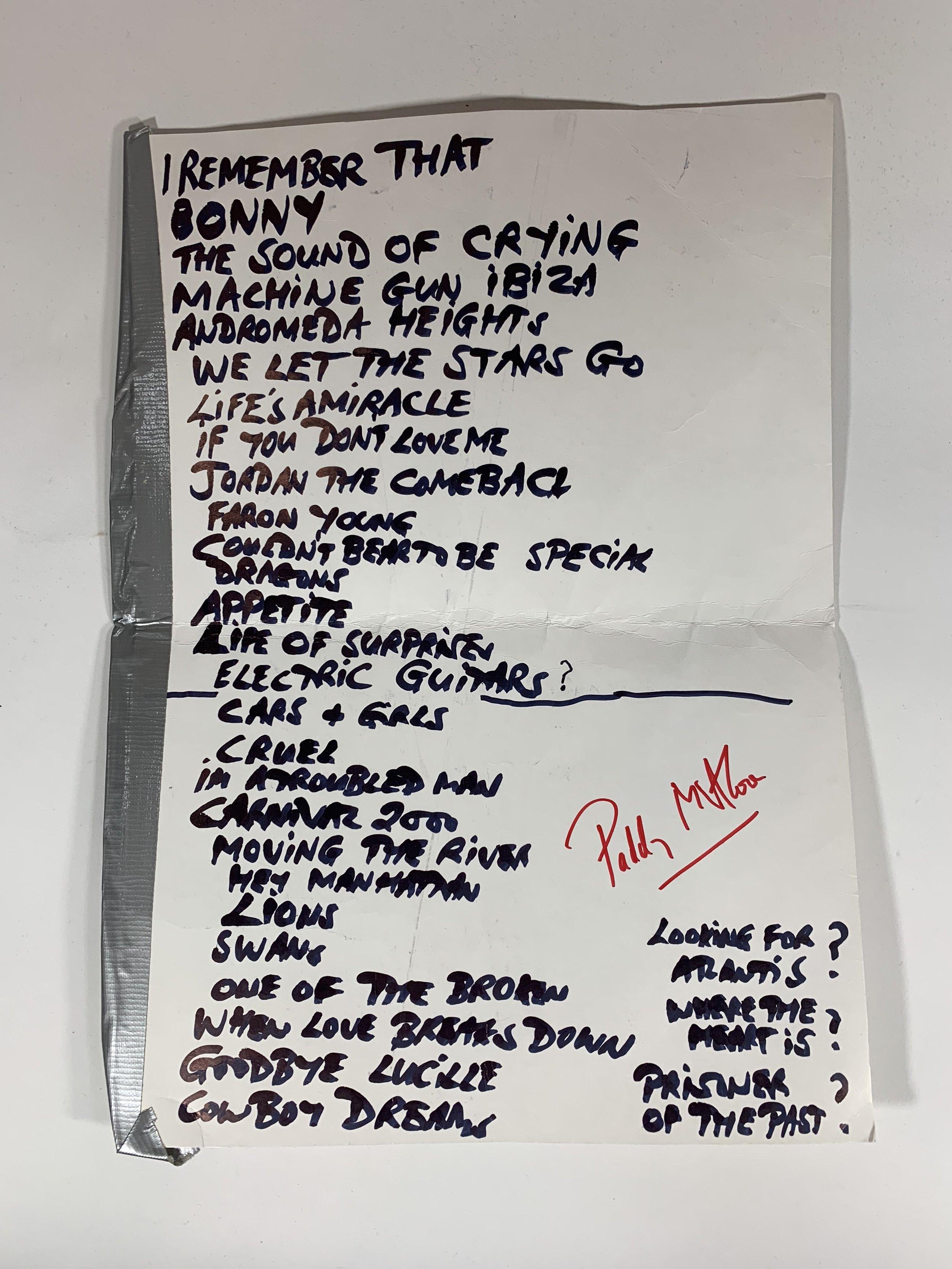 Prefab Sprout | 2000 British Tour