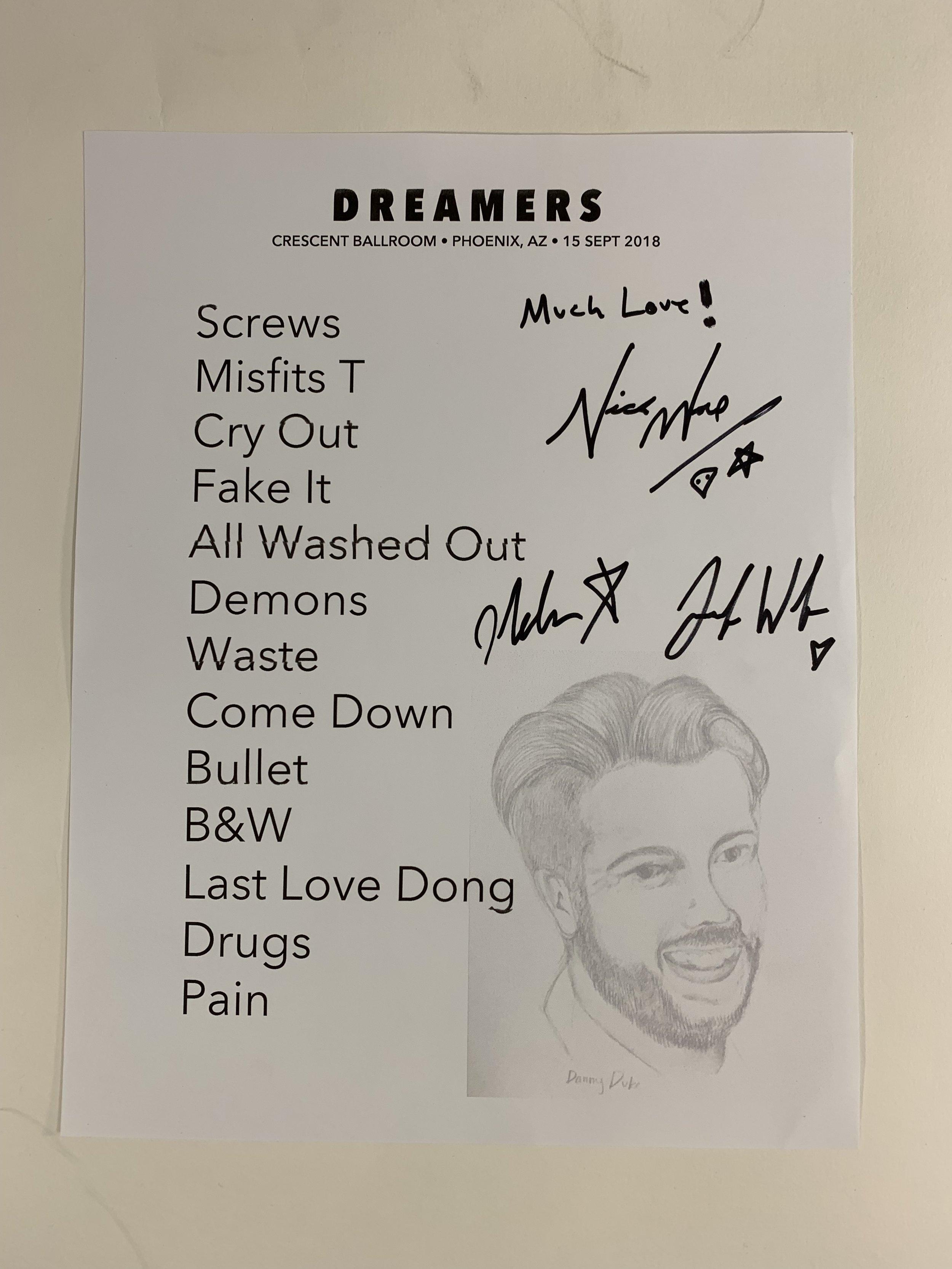 Dreamers | Phoenix, AZ | 9/15/18