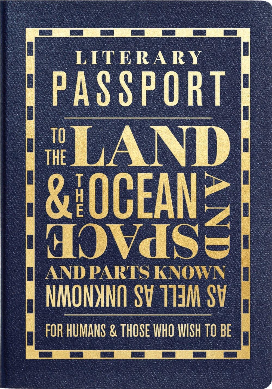 The Literary Passport $10.00