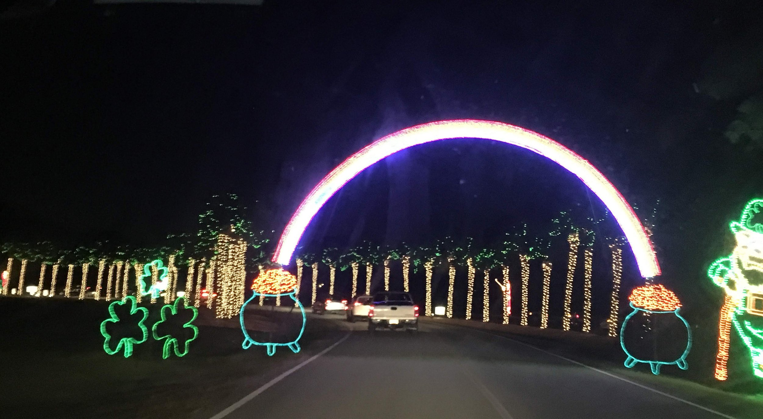 The James Island Holiday Festival of Lights