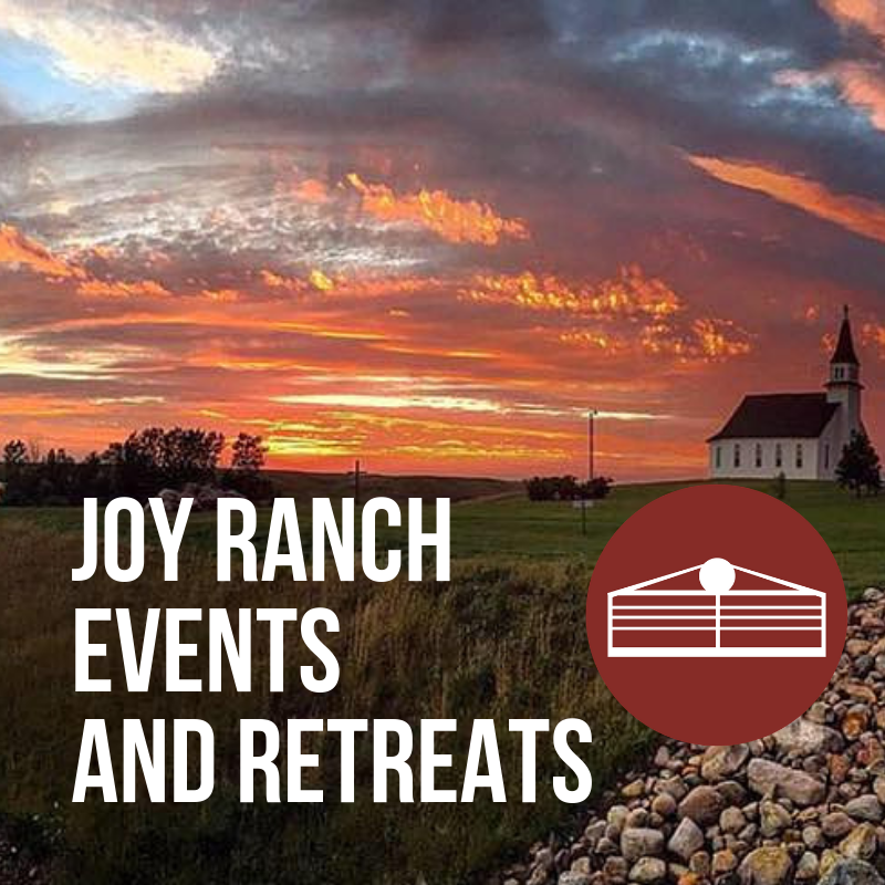 Contact information: joyranch@losd.org or 605-886-4622