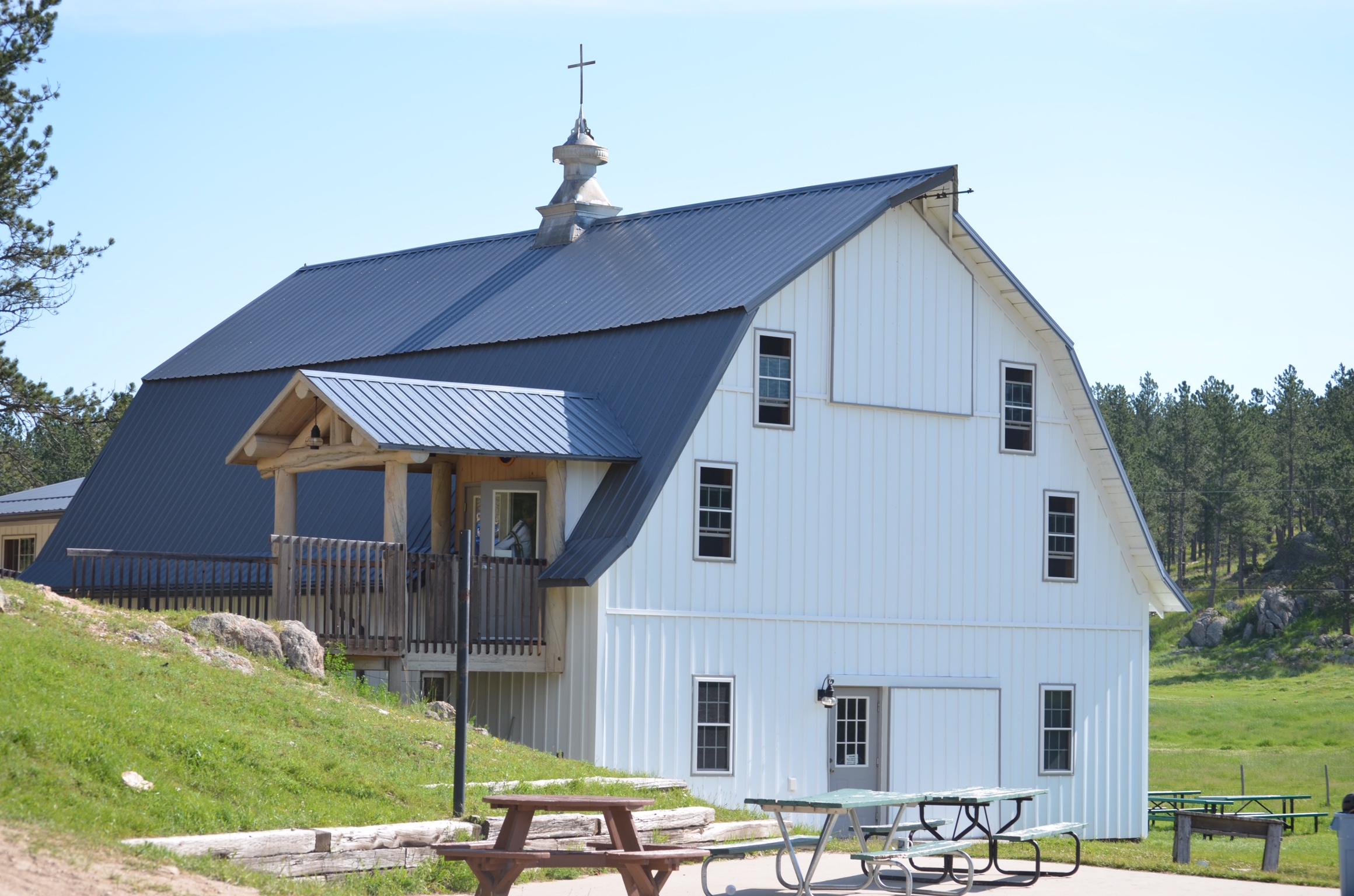 Outlaw Ranch Barn