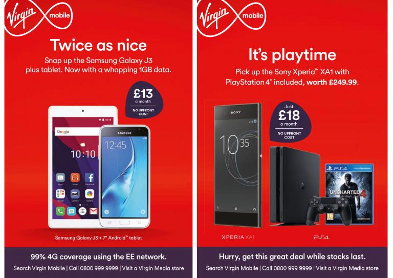 Virgin media mobile  Virgin Mobile Reviews  2019-05-01