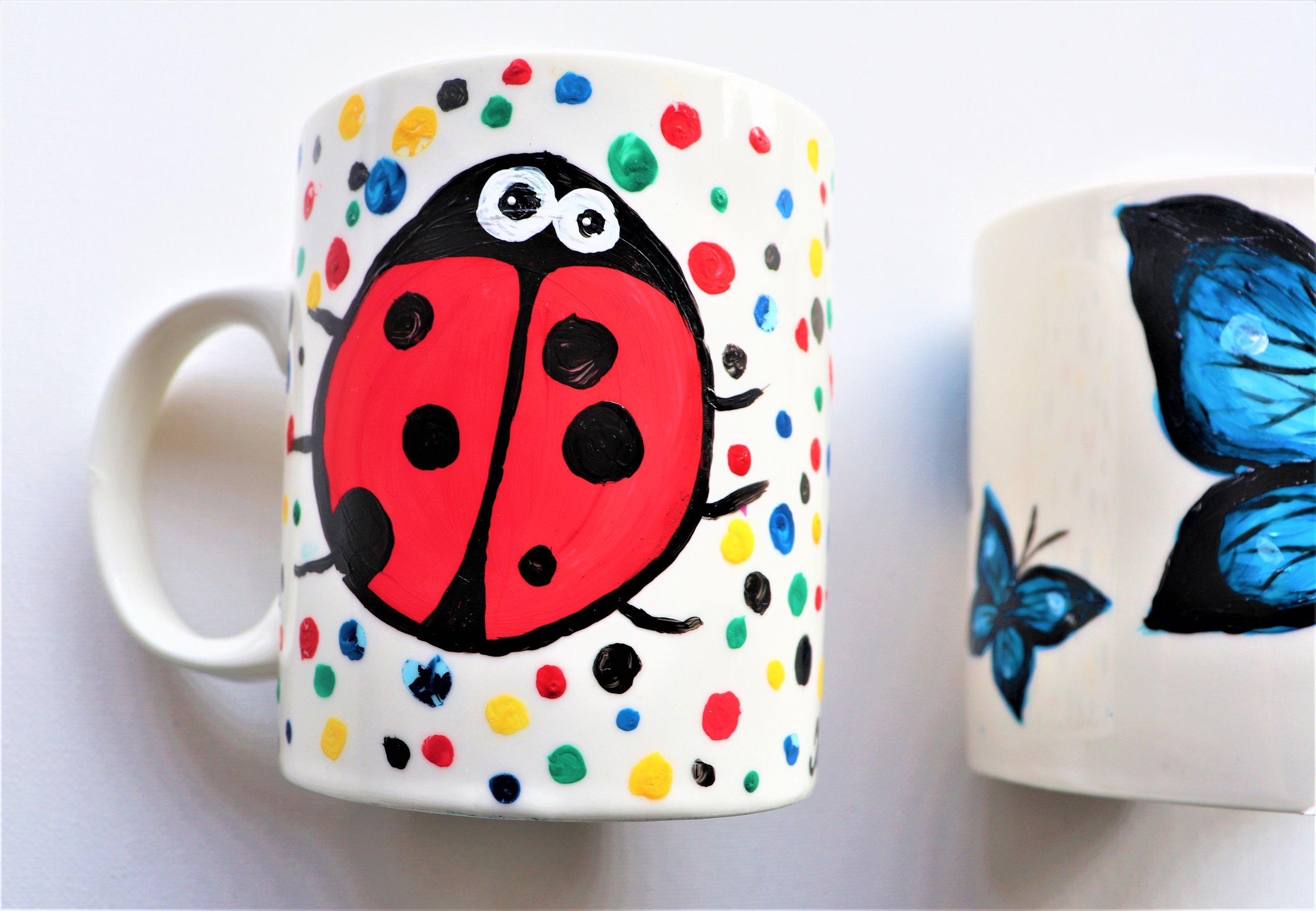 Painting Mugs    $25 per person