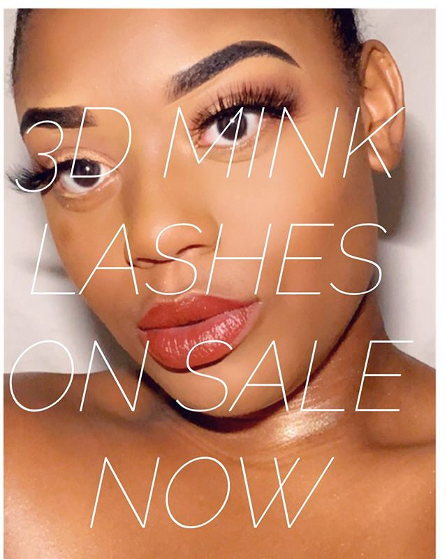 ✨✨✨ ‼️GET 50% OFF + FREE SHIPPING ON OUR 3D MINK LASHES NOW‼️ • • • • • #ncathair#ncat#odu#oduhair#tsu#tsuhairstylist#tsuhair#oduhairstylist#bronnerbros#hairextensions#luxurybundles#clipins#virginhair#weave#blackgirlmagic#wigsforsale#3dminklashes❤#lashes #lasheslasheslashes #lashesonfleek❤️#eyelashextensionslondon