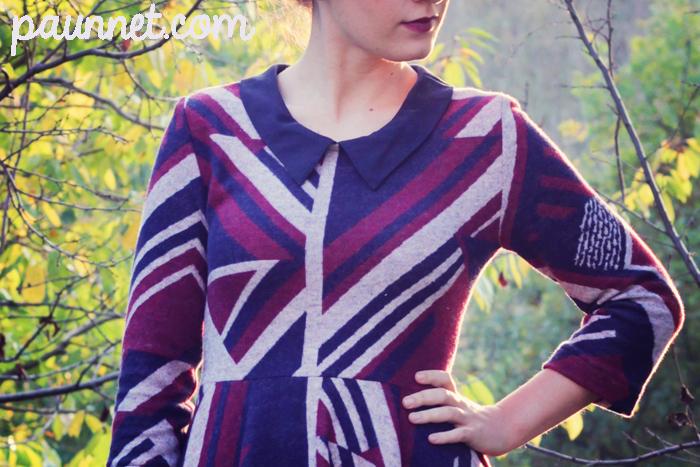 Sweet Ambassatrice dress -
