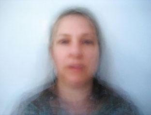 Amy Stacey Curtis, Visage II, 2016.