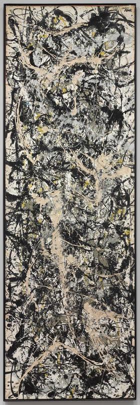 No. 2  Jackson Pollock