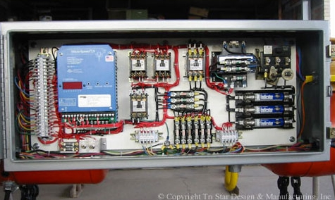 Crane System and Controls