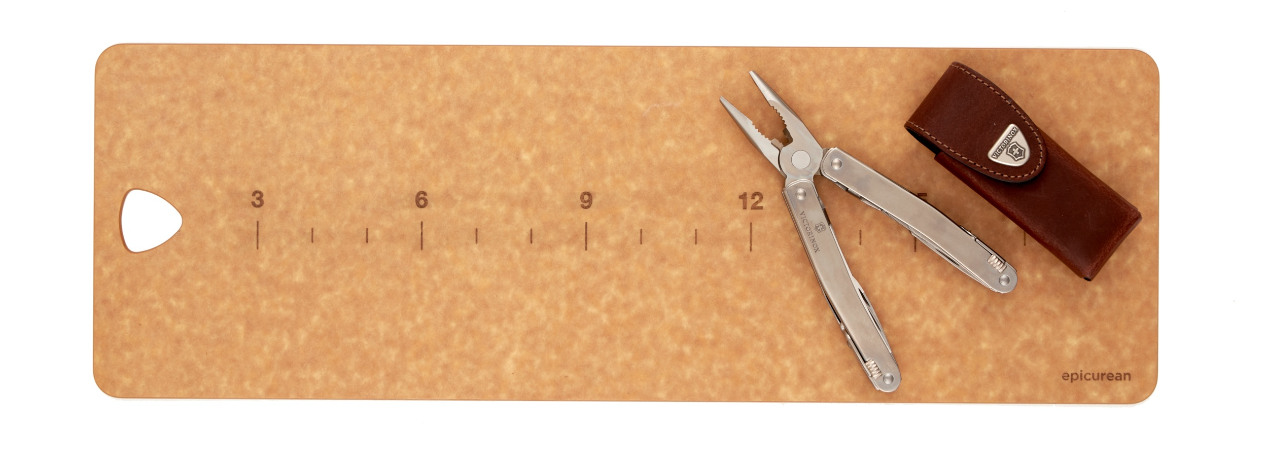 "Fishing Combo SetOnly $83.99 - 19"" x 6"" Fillet Board in Natural Victorinox Swisstool, Spirit X"