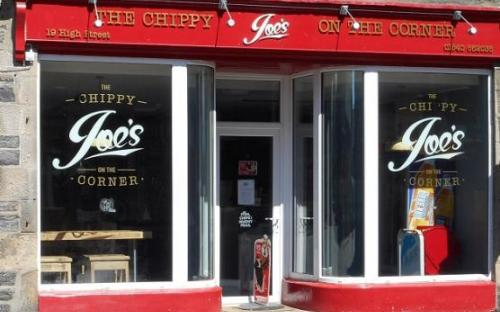 takeaway - You are on holiday!We love the sweet potato fries from Joe's. There's also a chinese takeaway in town and if you like curry we recommend Mehmood's in Newtonmore (where you can also sit in). You'll find menus in the house to tempt you!
