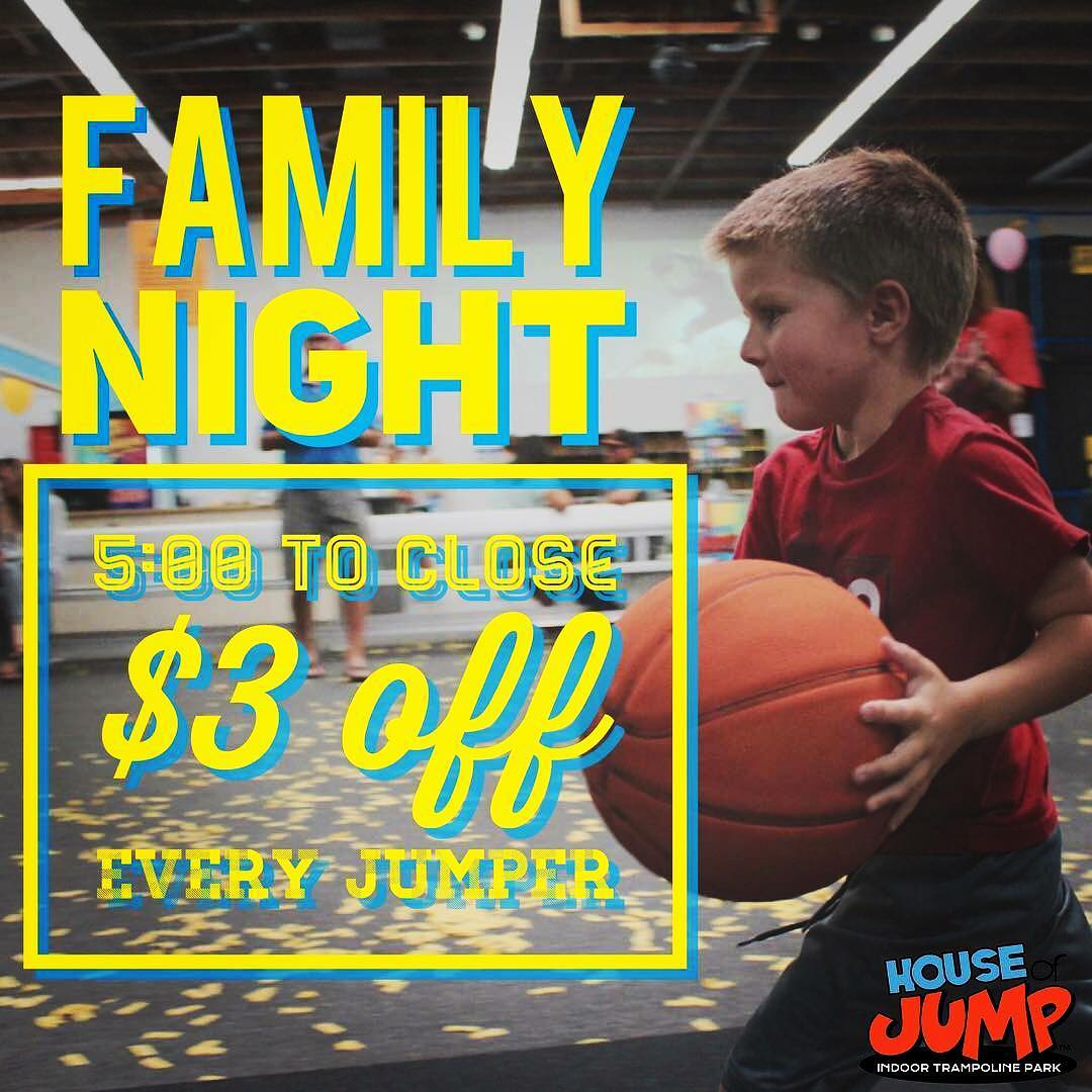 House of Jump Trampoline Park