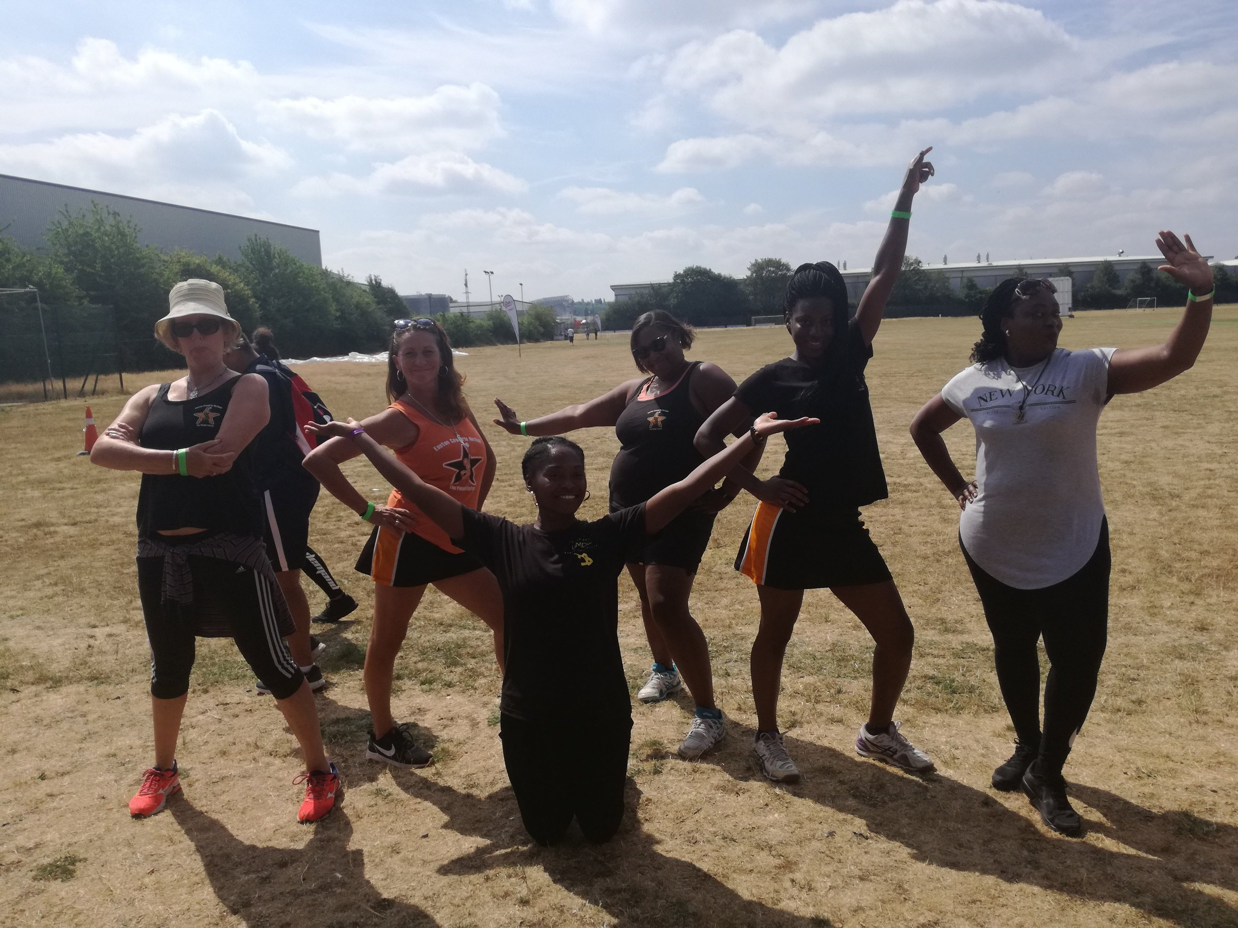 UNISON Sports Day event - Dance workshop