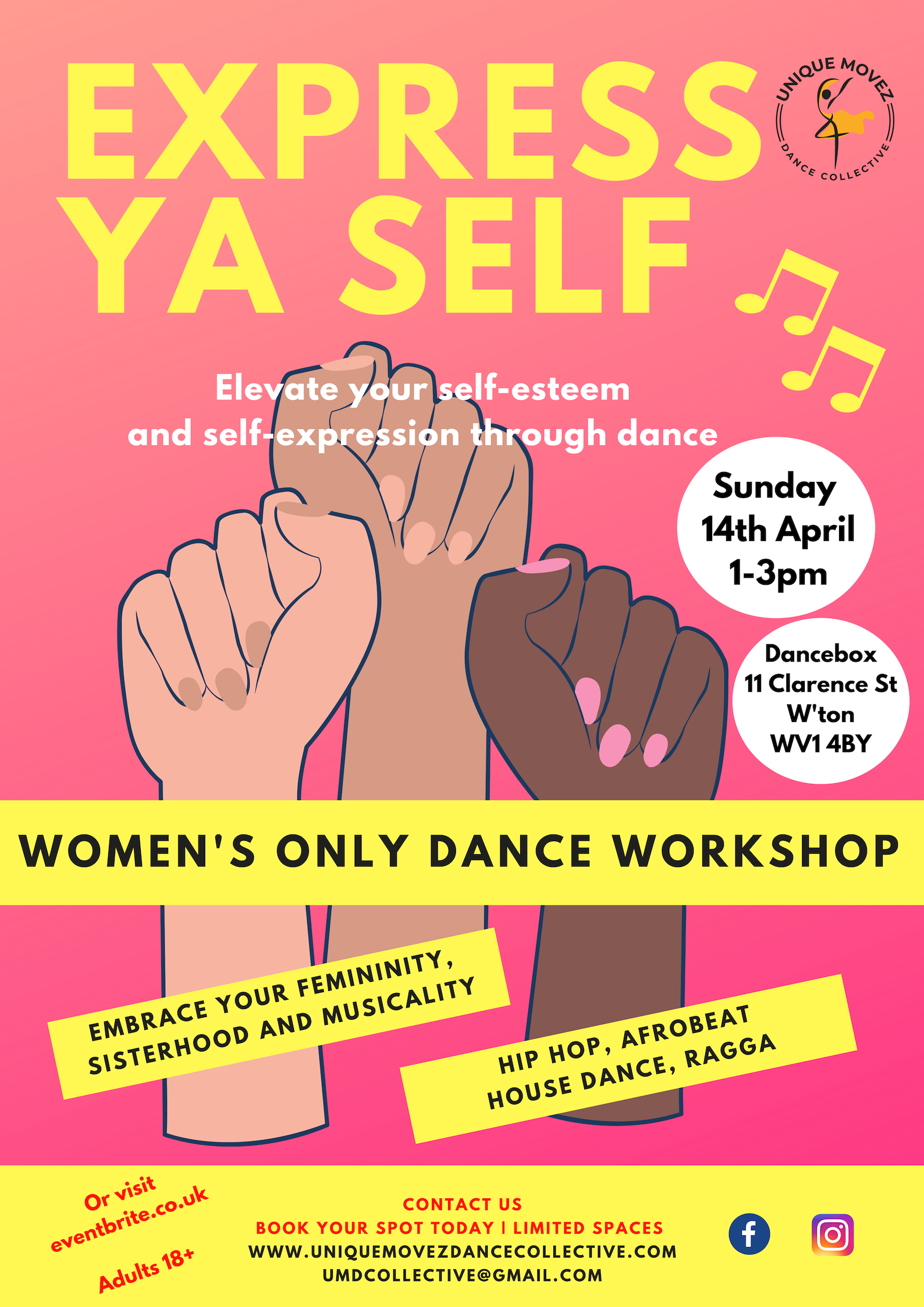 Unique Movez - Womens only workshop poster.jpg