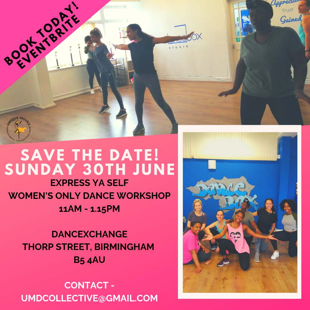 NEW Women's only dance Workshop