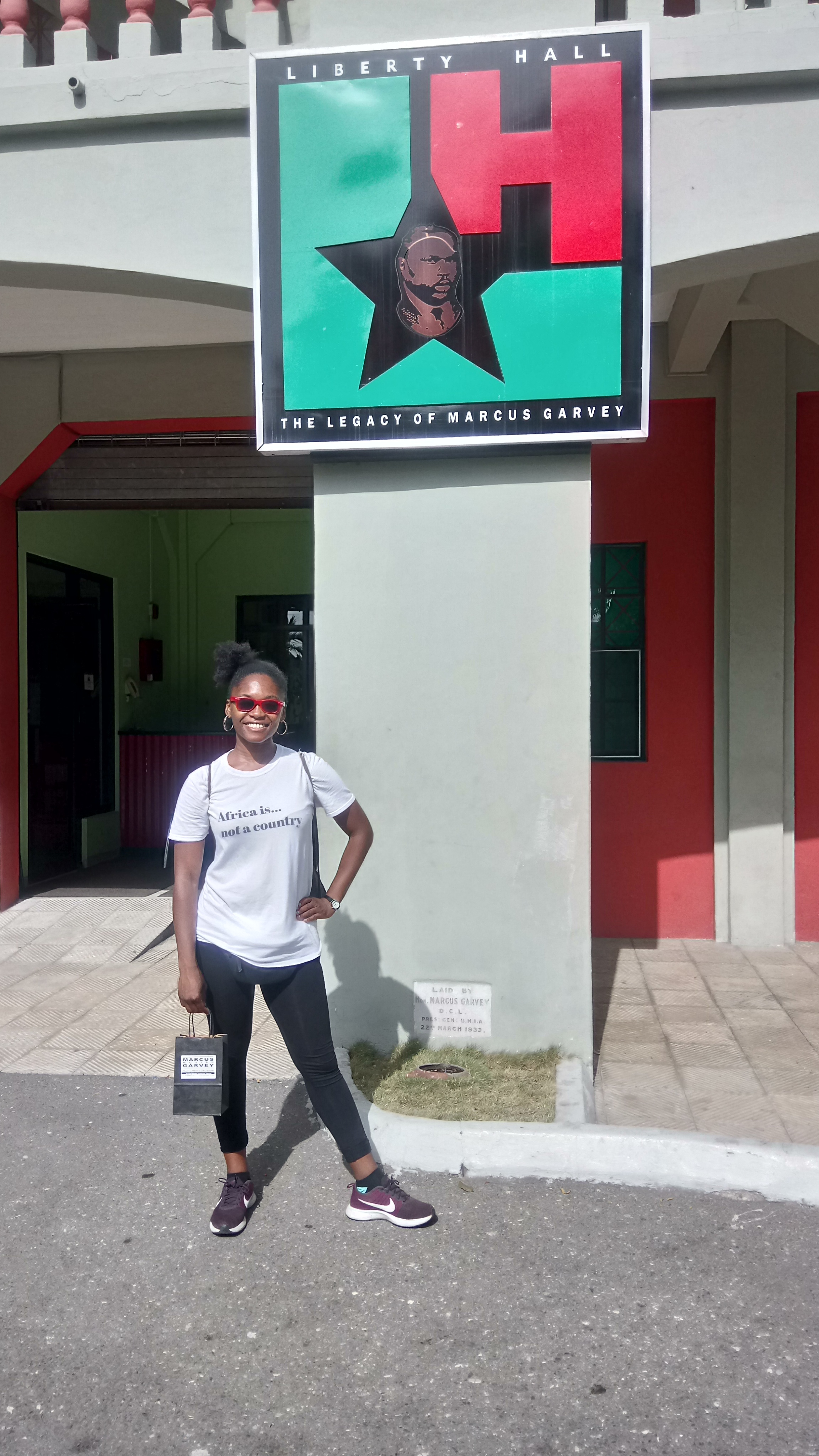 Liberty Hall - The Legacy of Marcus Garvey