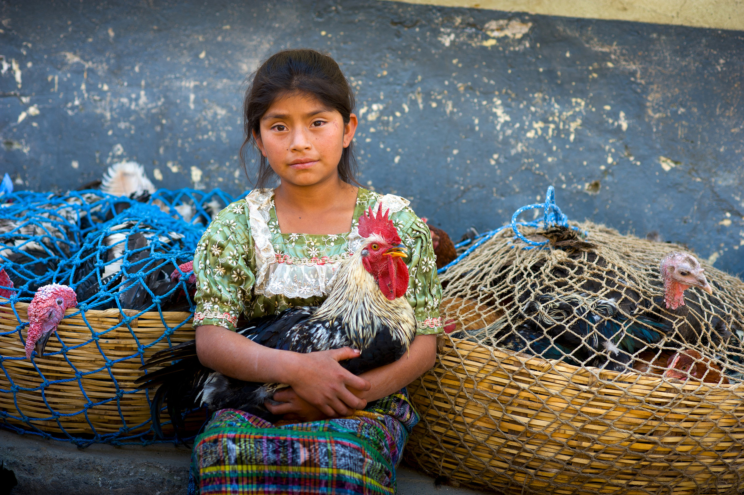 ROOSTER GIRL