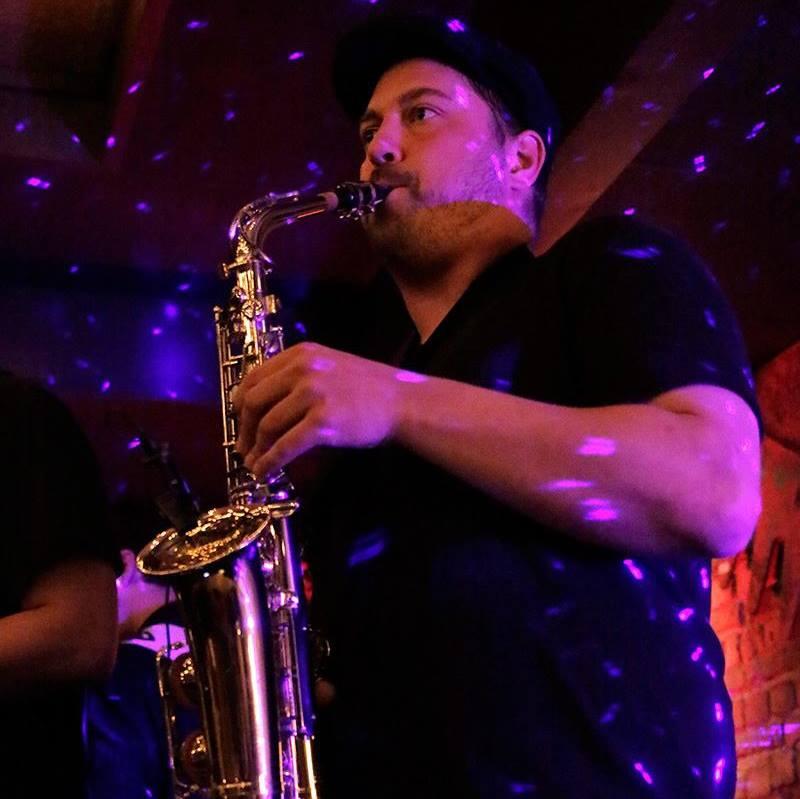 Saxophone: Chase Watterson