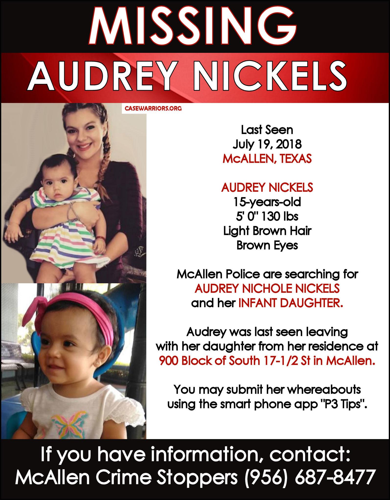 AUDREY NICKELS