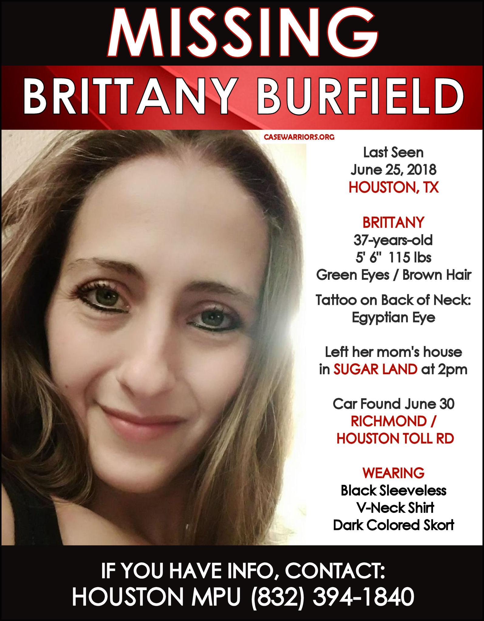 BRITTANY BURFIELD