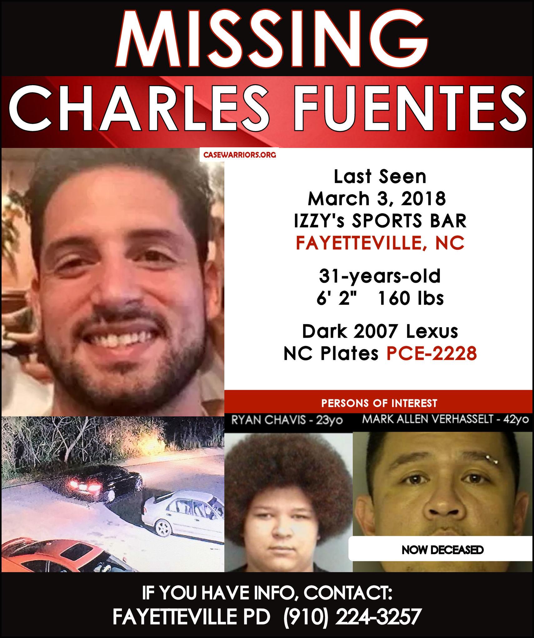 CHARLES FUENTES