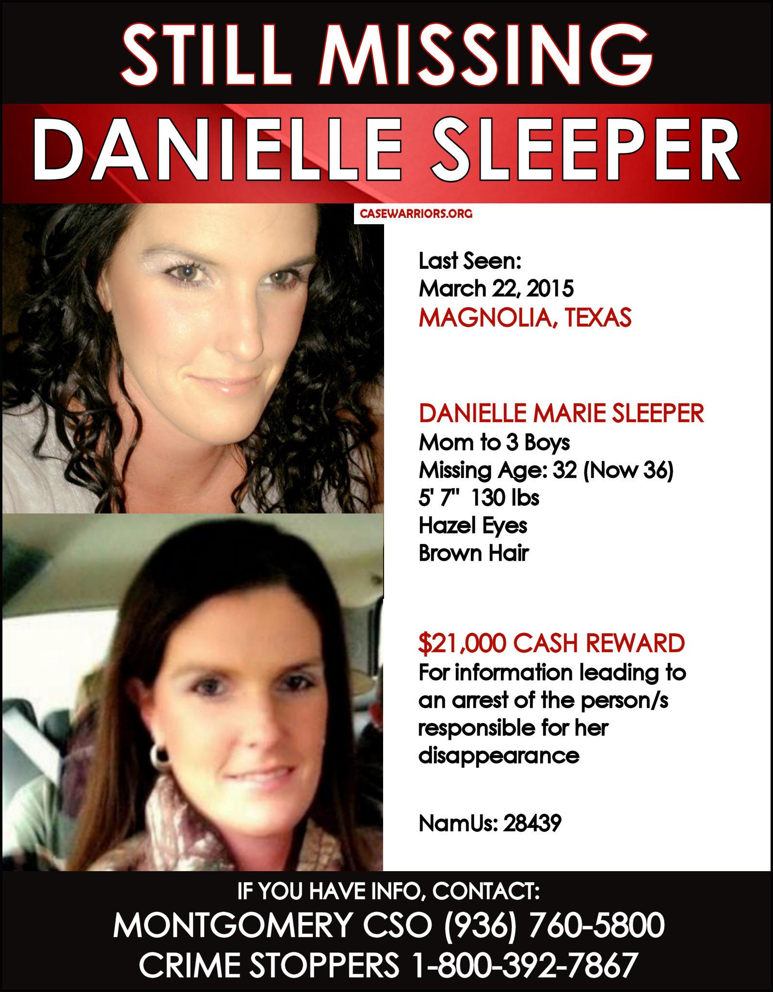 DANIELLE SLEEPER